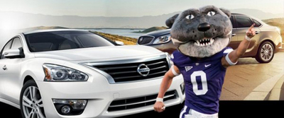Kansas State Cars supports local university students through a variety of programs.  (PRNewsFoto/Kansas State Cars)