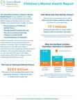 CMI Children's Mental Health Report