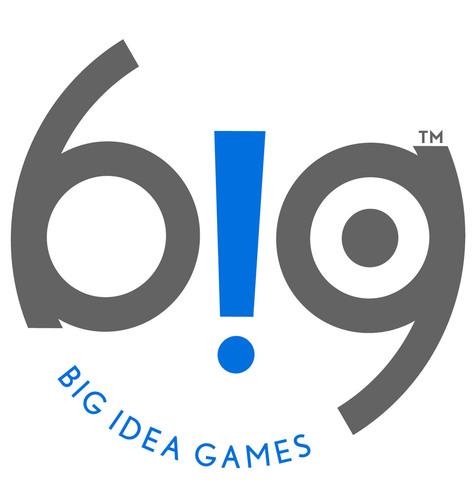 Big Idea Games logo.  (PRNewsFoto/Big Idea Games)