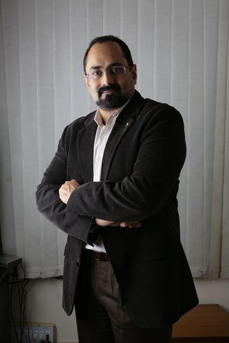 Rajeev Chandrasekhar (PRNewsFoto/PROJECT ASSOCIATES)