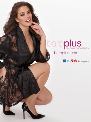 Introducing BarePlus by Bare Necessities, a new online boutique designed specifically for curvy women. Find more than 1000 styles of plus size bras and lingerie from 81 designer brands, at www.bareplus.com.  (PRNewsFoto/Bare Necessities)