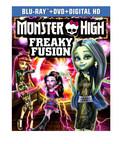 From Universal Studios Home Entertainment: MONSTER HIGH(tm): FREAKY FUSION (PRNewsFoto/Universal Studios Home Enter...)