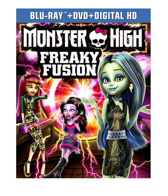 From Universal Studios Home Entertainment: MONSTER HIGH(tm): FREAKY FUSION