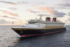 Disney Magic at Sea: In early 2017, the Disney Magic will sail three-, four- and five-night Bahamian and Caribbean cruises from Miami, followed by four select seven-night Southern Caribbean sailings from San Juan, Puerto Rico. The Disney Magic embodies the Disney Cruise Line tradition of blending the elegant grace of early 20th century transatlantic ocean liners with contemporary design to create a stylish and spectacular cruise ship. (Matt Stroshane, photographer)