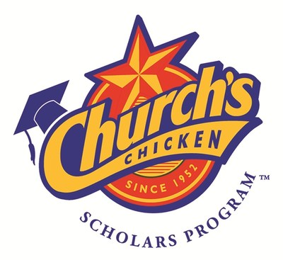 More than 200,000 Church's(R) Scholars Coupon Books were sold during the fundraiser.