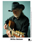 Willie Nelson to Perform February 1, 2014 at Silver Springs State Park
