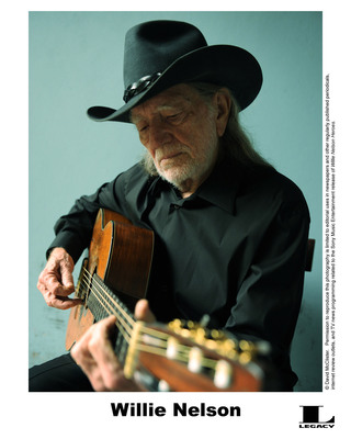 Willie Nelson to Perform February 1, 2014 at Ocala, Florida's Silver Springs State Park. (PRNewsFoto/BG Capital Group) (PRNewsFoto/BG CAPITAL GROUP)