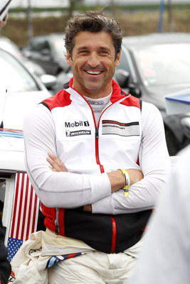 The successful partnership between Patrick Dempsey and Porsche continues in 2015
