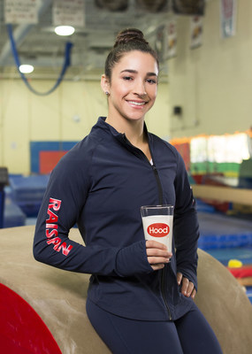 Aly Raisman, World Champion Gymnast, to Help Raise Awareness of 2016 Hood Milk Sportsmanship Scholarship.  Program celebrates student athletes who demonstrate integrity and sportsmanship on and off the field.  Three high school seniors from each of the six New England states - Connecticut, Maine, Massachusetts, New Hampshire, Rhode Island and Vermont - will be awarded a $5,000 college scholarship for a total of $90,000.   Enter now at Hood.com.