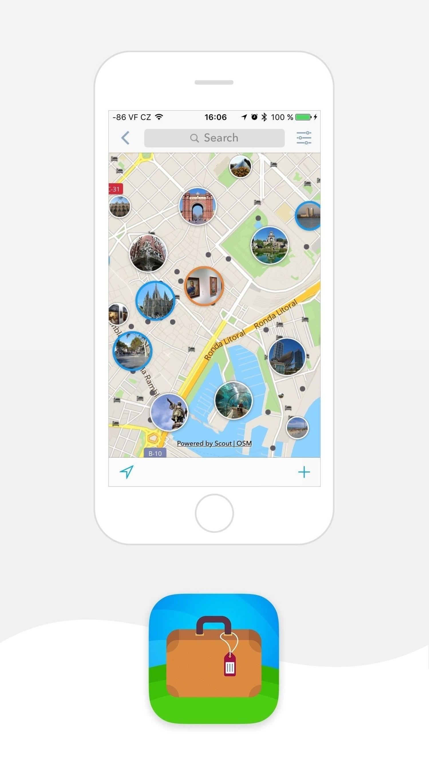 Sygic Travel app