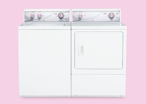 speed queen to raise breast cancer awareness and funds through washerdryer