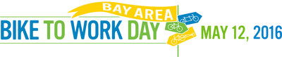 The Bay Area celebrates the 22nd Annual Bike to Work Day on May 12, 2016!