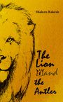 Look of the Book Cover 'The Lion and the Antler'