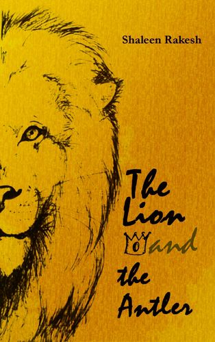 Look of the Book Cover 'The Lion and the Antler' (PRNewsFoto/World View Publications)