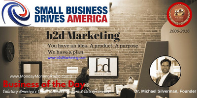 Small Business Drives America(TM) salutes model small business owners and entrepreneurs.