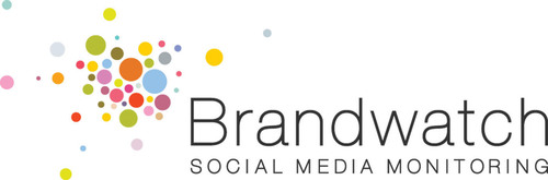 Brandwatch logo.  (PRNewsFoto/Digitas)