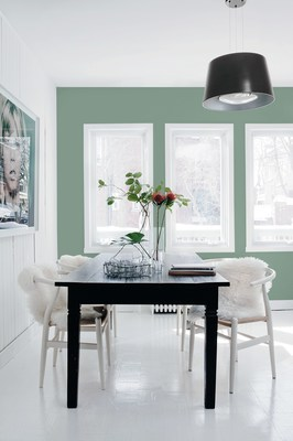 Paradise Found Named 2016 Color Of The Year By Ppg The Voice Of