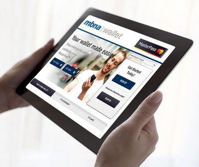 MBNA Goes Digital with the Launch of a Pilot for the MBNA Wallet