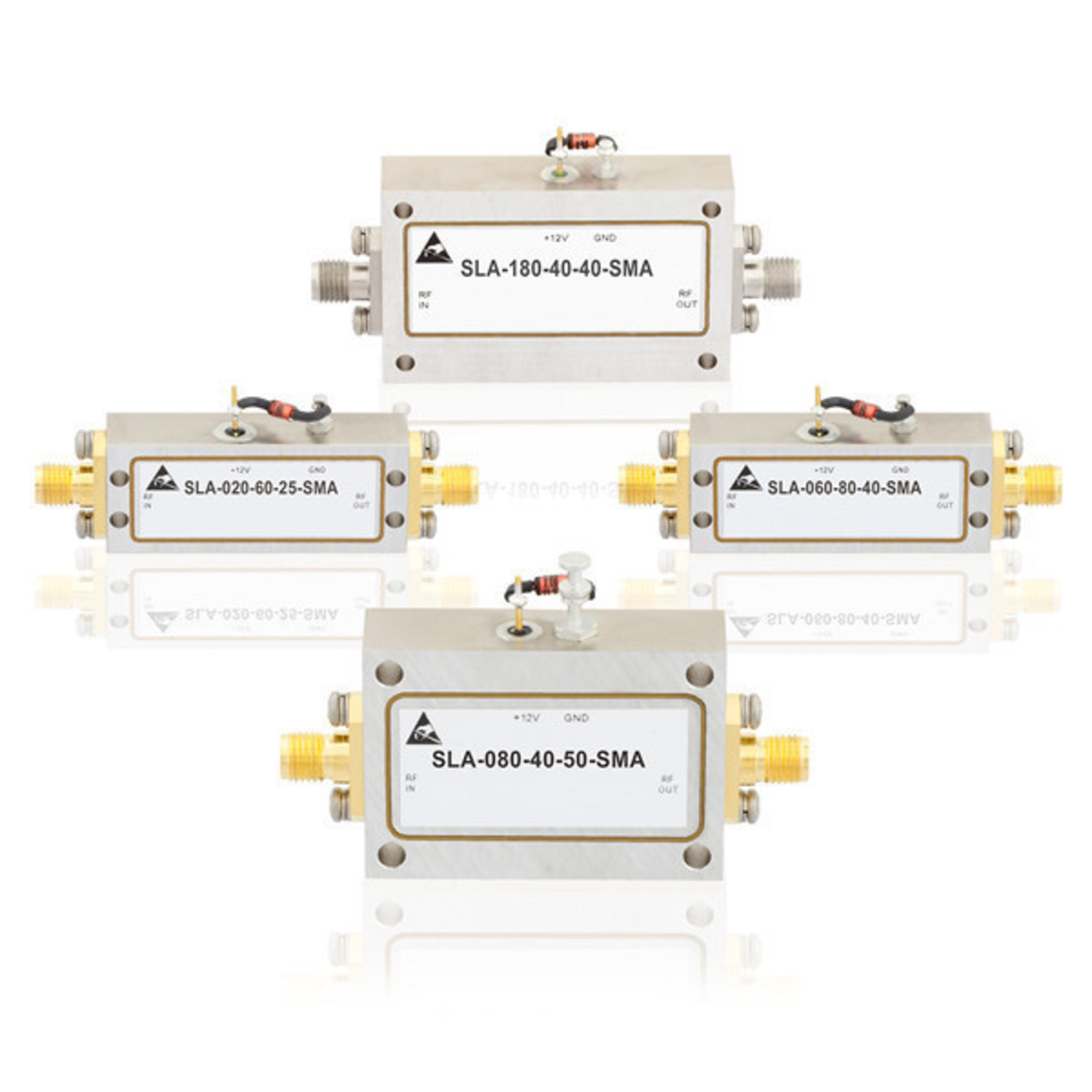 New Limiting Amplifiers from Fairview Microwave Protect Receivers from Excessive Power and