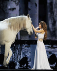 Shania Twain debuts SHANIA: STILL THE ONE at The Colosseum at Caesars Palace.  (PRNewsFoto/The Colosseum at Caesars Palace)