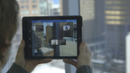 MAXview Technology allows consumers to use the camera on their mobile device to view homes for sale in their immediate area in real time and see full listing details and photos. (PRNewsFoto/RE/MAX Northern Illinois)