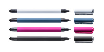 Bamboo Duo is a premium capacitive stylus.
