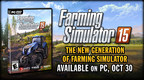 Farming Simulator now available on PC
