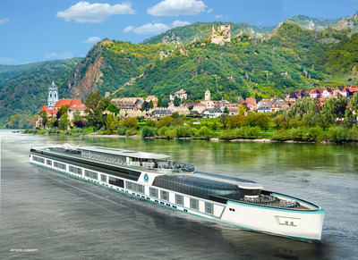 Crystal River Cruises to Launch in March 2017