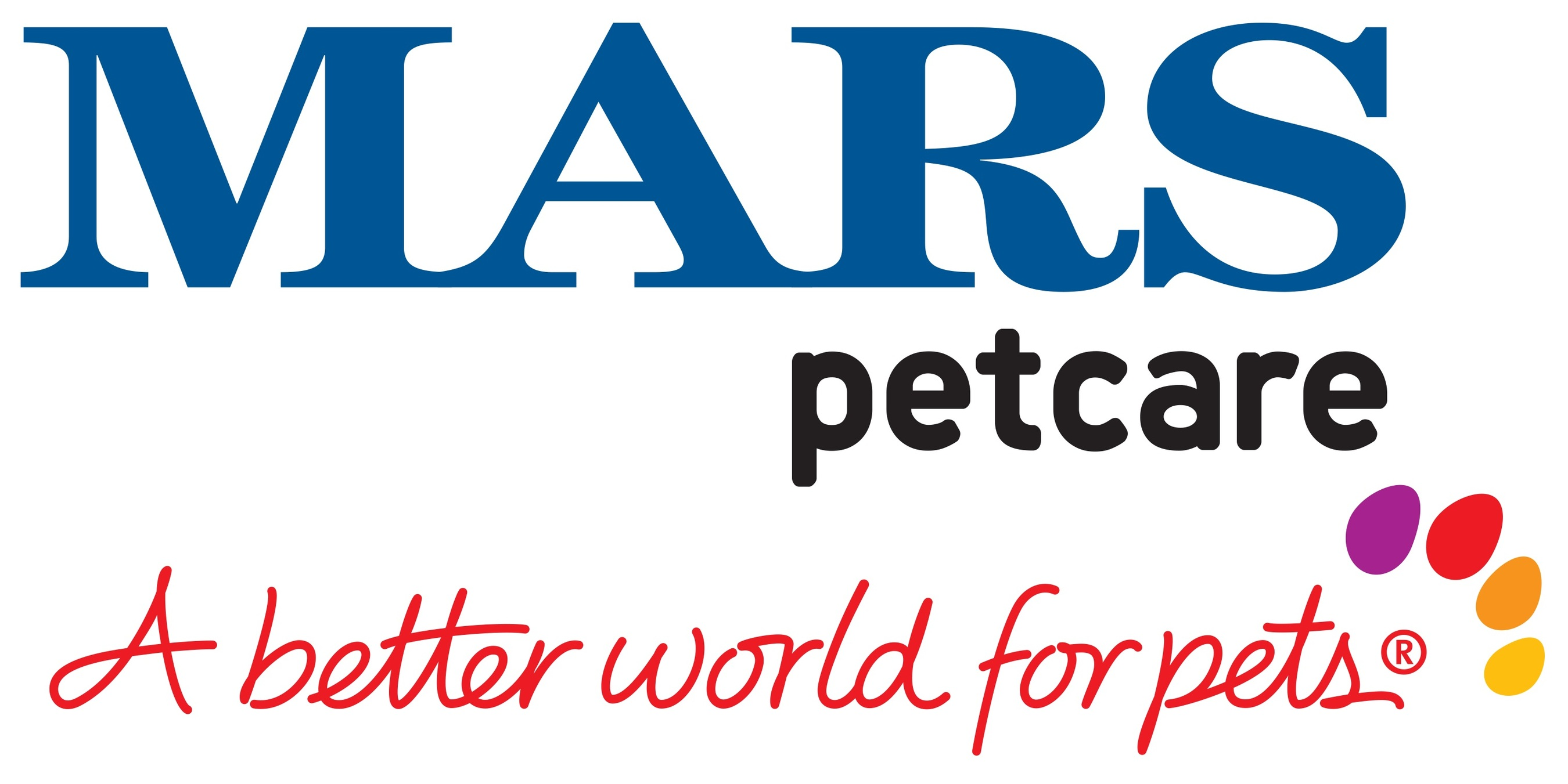 Mars Petcare: A better world for pets logo
