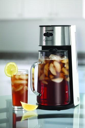 Capresso Iced Tea Maker (PRNewsFoto/Capresso) (PRNewsFoto/Capresso)