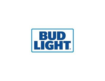 Bud Light logo.