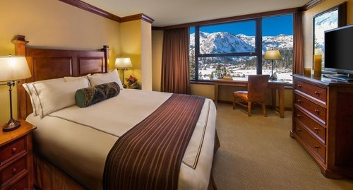 Resort at Squaw Creek in Olympic Valley, California. Booking.com 2016. (PRNewsFoto/Booking.com)