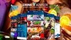 DrinkAdvisor on iOS (PRNewsFoto/DrinkAdvisor)