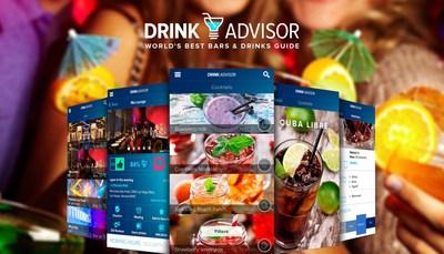 DrinkAdvisor on iOS