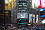Nasdaq congratulates 2U, Inc. on being named one of the World Economic Forum's newest members of the Global Growth Companies community