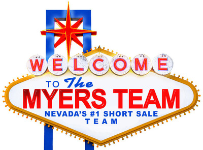 Las Vegas Short Sale Experts | The Myers Team.  (PRNewsFoto/The Myers Team)