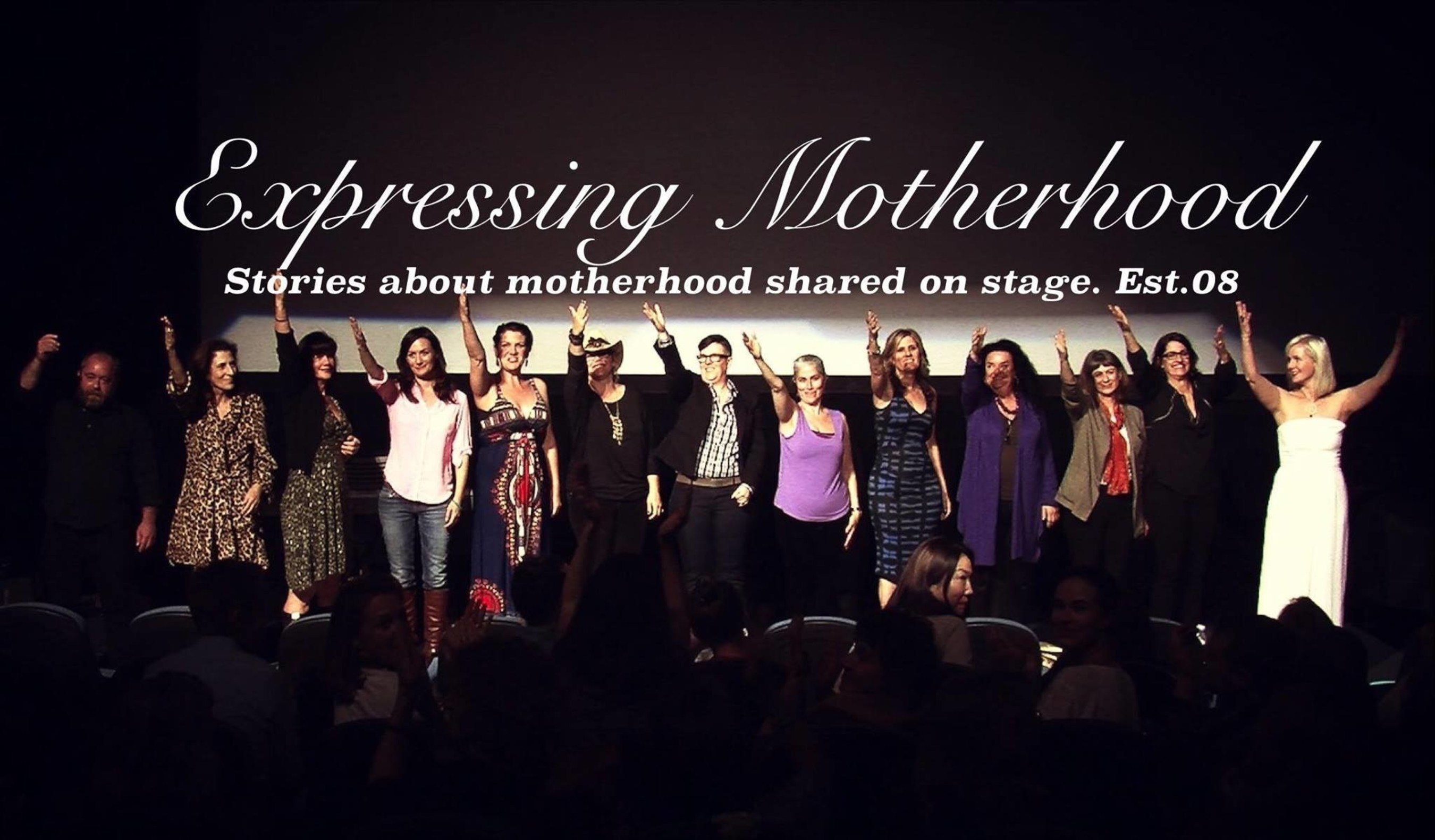 Expressing Motherhood Seeking Submissions for San Francisco, Boston & Sioux Falls