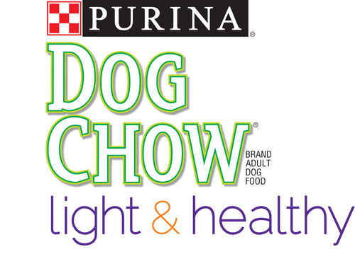 Purina(r) Dog Chow(r) Light & Healthy.  (PRNewsFoto/Purina Dog Chow)