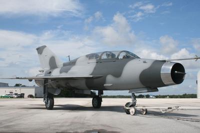 Draken International MiG-21's Delivered Coast to Coast