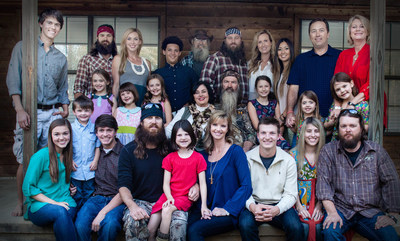 The Duck Commander Musical brings Duck Dynasty's The Robertsons story to stage