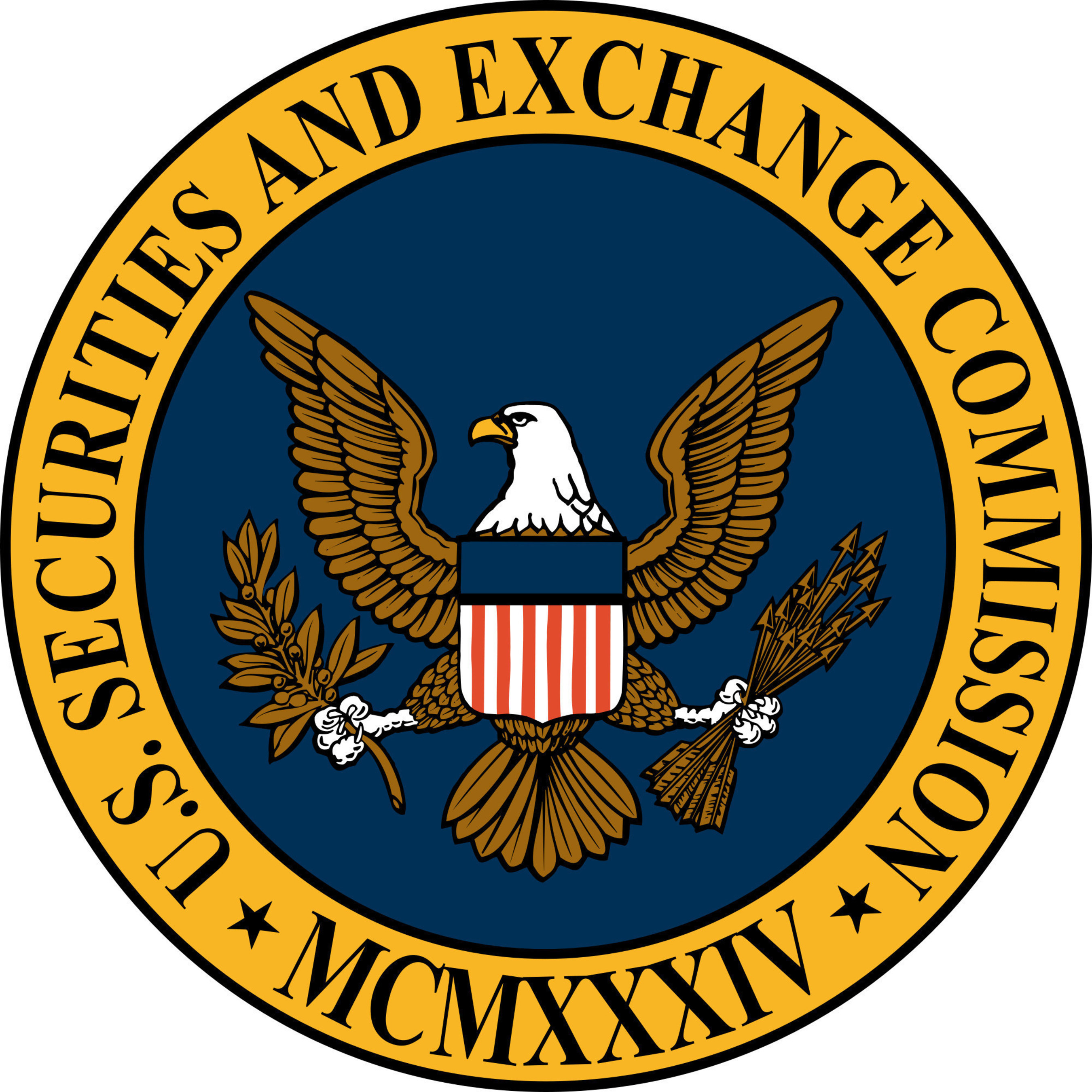 U.S. Securities and Exchange Commission (PRNewsFoto/RCB Fund Services LLC)