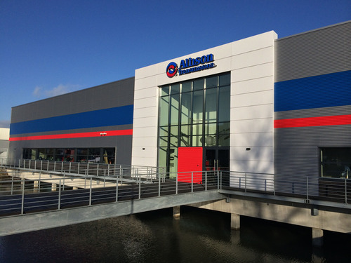 Allison Transmission opened a new multi-purpose facility in the Netherlands this week to better serve its ...