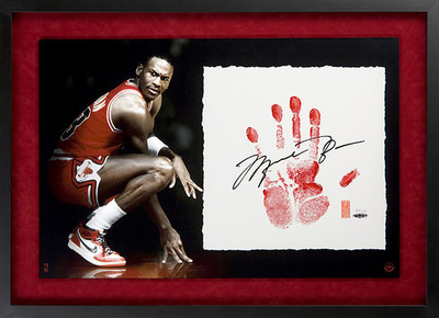 Upper Deck & Michael Jordan agree to a long-term renewal deal allowing the leader in sports collectibles to deliver exclusive authentic Jordan autographed memorabilia to fans around the world!