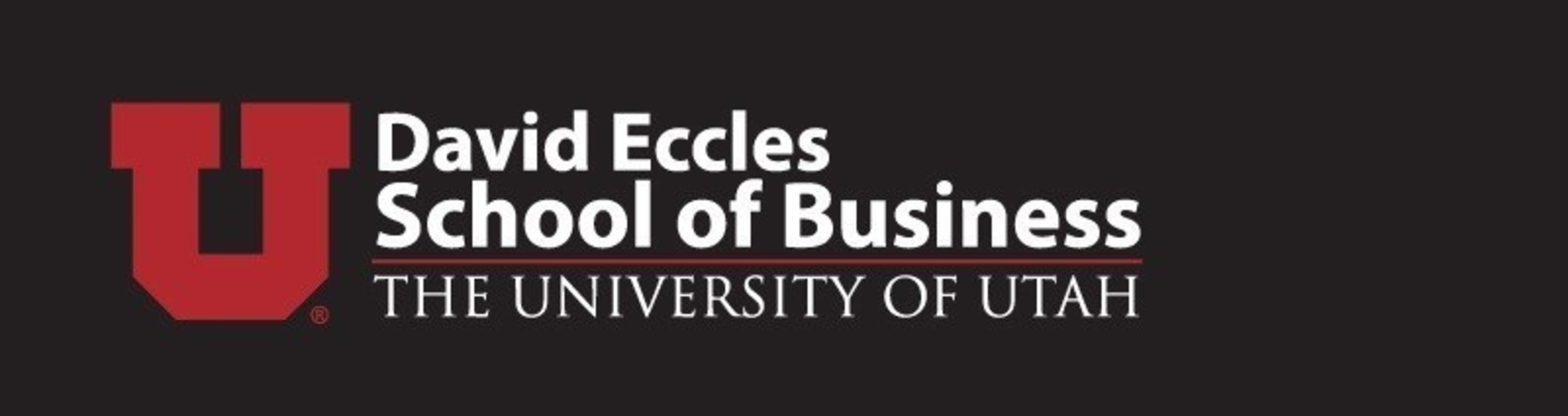 David Eccles School of Business (PRNewsFoto/David Eccles School of Business)