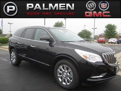 The new 2014 Buick Enclave has arrived at Palmen Buick GMC Cadillac.  (PRNewsFoto/Palmen Buick GMC Cadillac)