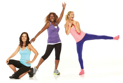 "Jazzercise, Inc. to Star on A&E Network's Real Life Competition Series ""Be the Boss"" December 30 at 11/10 C.  (PRNewsFoto/Jazzercise, Inc.)"