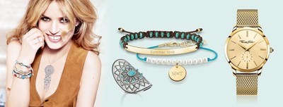Boho at its best: The fabulously imaginative THOMAS SABO dreamcatchers are the perfect companions for the coming music festivals (PRNewsFoto/THOMAS SABO) (PRNewsFoto/THOMAS SABO)