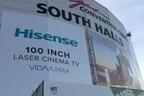 Hisense laser cinema TV -- Vidaa Max