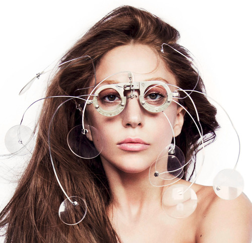 Lady Gaga is hitting the road with artRave: The ARTPOP Ball, beginning May 4. (PRNewsFoto/Live Nation ...