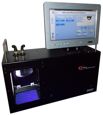 The G Systems Valve Leak Measurement System
